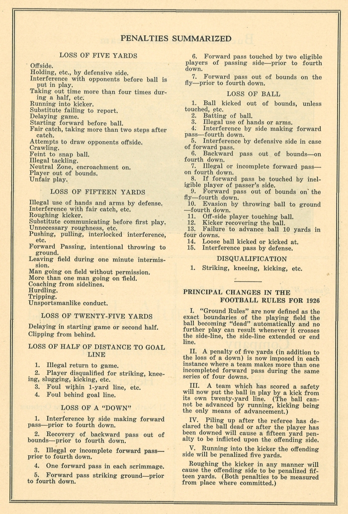 1926rules