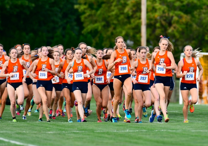 Bison Capsules: Women's Cross Country