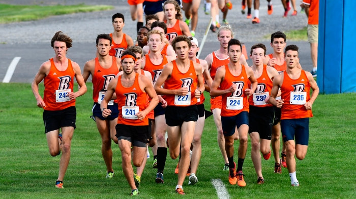 Bison Capsules: Men's Cross Country