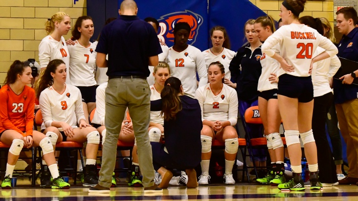 Bison Capsules: Volleyball